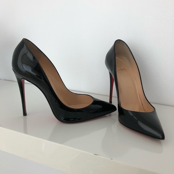 67ee53296dd Christian Louboutin Pigalle Follies 100mm size-36